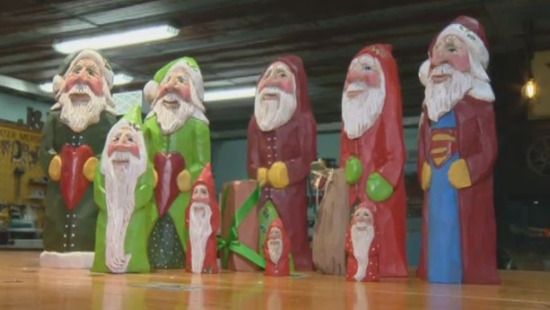 N.S. woodcarver thrilled after Hallmark movie features her