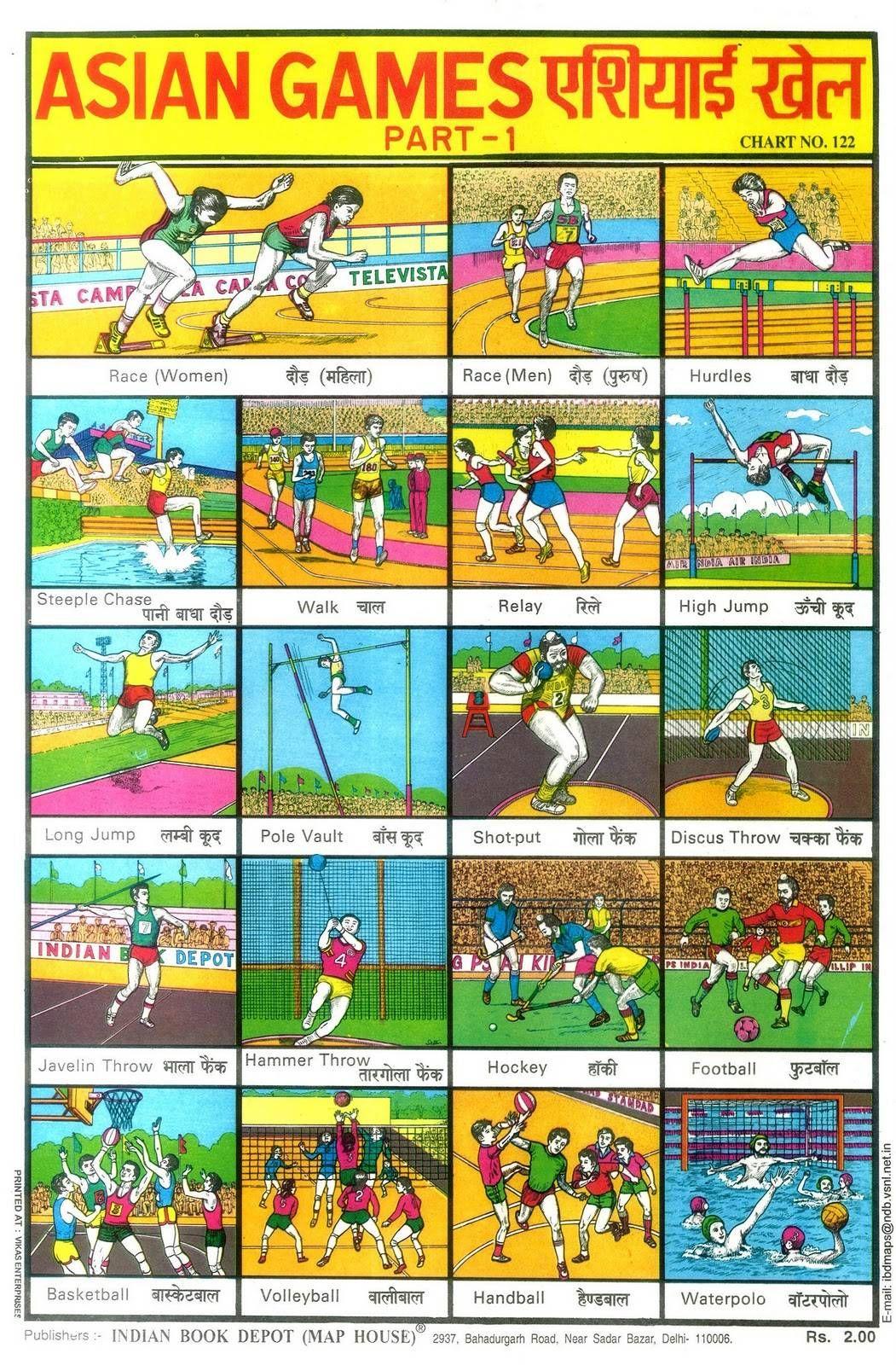 Indian School Posters  School Posters, Kid Games Indoor -7663
