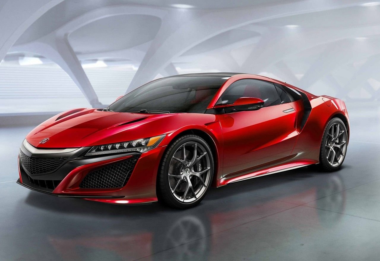 Highly anticipated 2016 acura nsx is finally unveiled at detroit auto show carponents