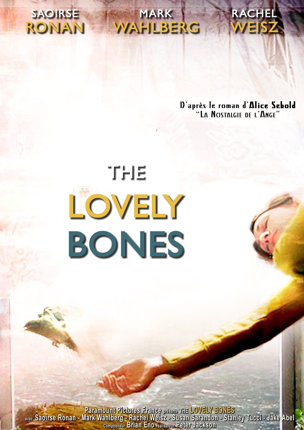 Pin By Dany Riggs On Prints The Lovely Bones Good Movies I Love Books
