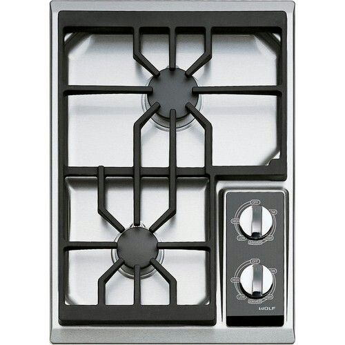 The Offset Is Great Wolf 2 Burner Gas Top Gas Cooktop Propane Stove Top Gas Stove Top