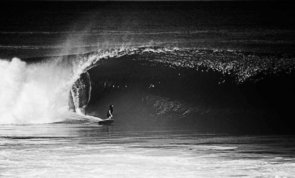 Joel Fitzgerald Bottom Turn photo by Chrystal Fitzgerald