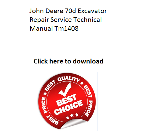 John Deere 70d Excavator Repair Service Technical Manual Tm1408. Click On The Above And Download John Deere 70d Excavator Repair Service Technical Manual Tm1408. John Deere. John Deere 2210 Pto Diagram At Scoala.co