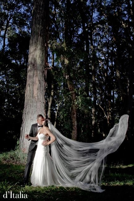 Fresh off the production line!  Check out her stunning custom bridal gown.  Contact us for enquiries: www.ditalia.com.au  #dressmaking #bride #melbournefashion #ditalia