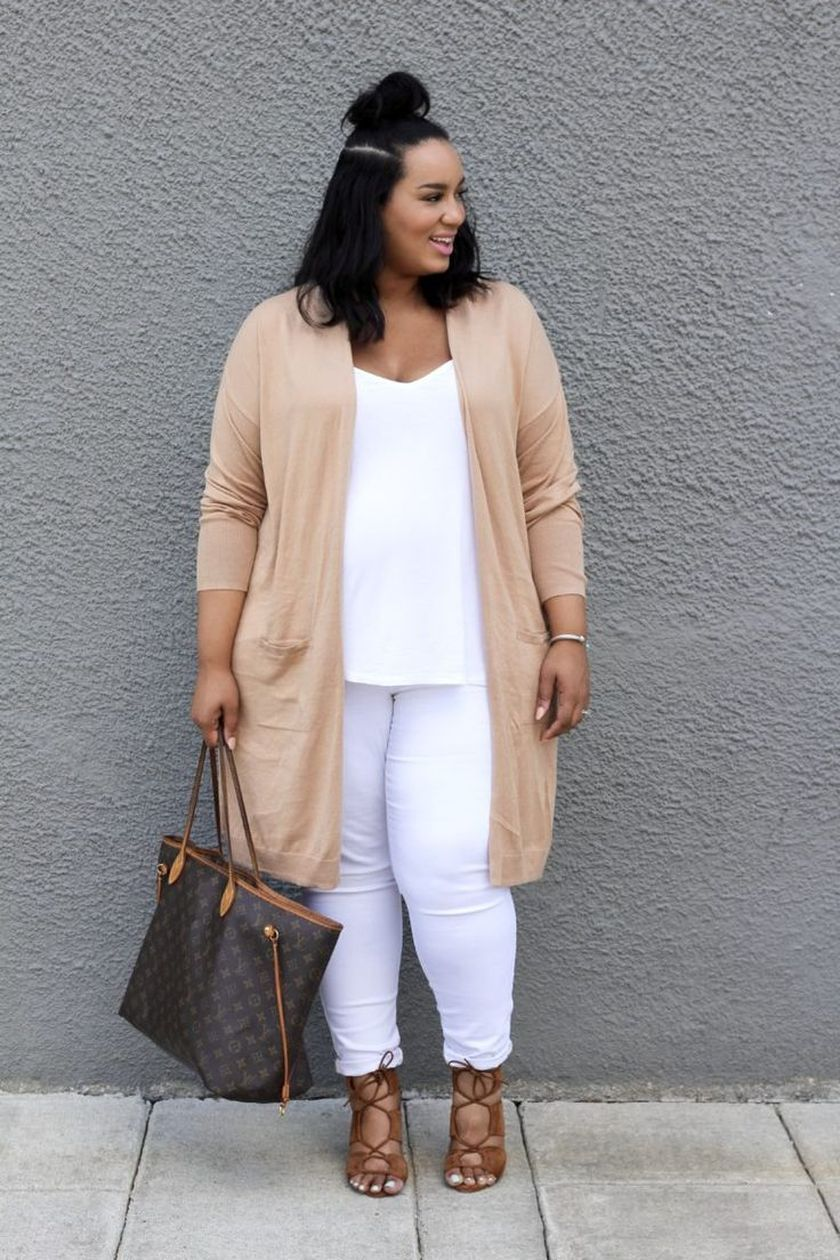 Stylish Plus Size Outfit Ideas for Summer 2014 forecast