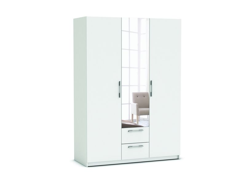 change 3 ps and armoires on pinterest - Armoire Miroir 1 Porte Conforama