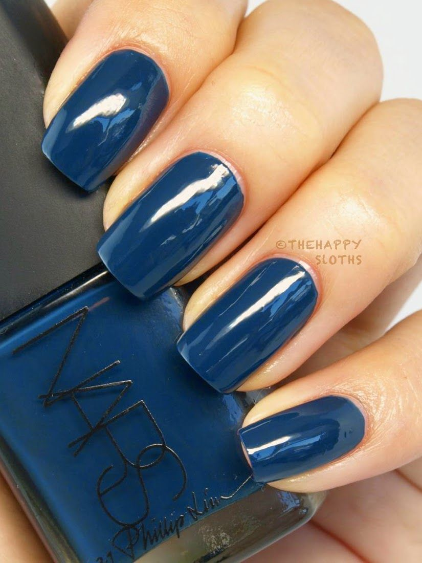 NARS 3.1 Phillip Lim Collection Nail Polish: Review and Swatches ...