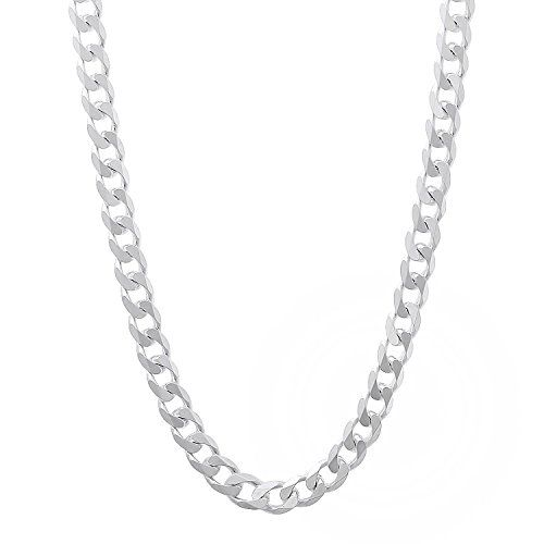 snake chains silver smooth solid size product chain necklace plated pendants