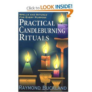 This is the first Wicca book I read. Nice beginning, I used to do candle spells all of the time...I should get back to my roots, they worked well!  Practical Candleburning Rituals: Spells and Rituals for Every Purpose (Llewellyn's Practical Magick Series)