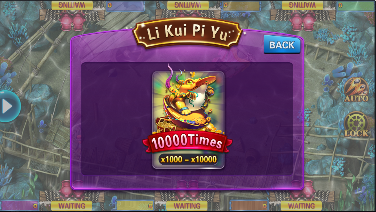 9KING 918KISS Li Kui Pi Yu