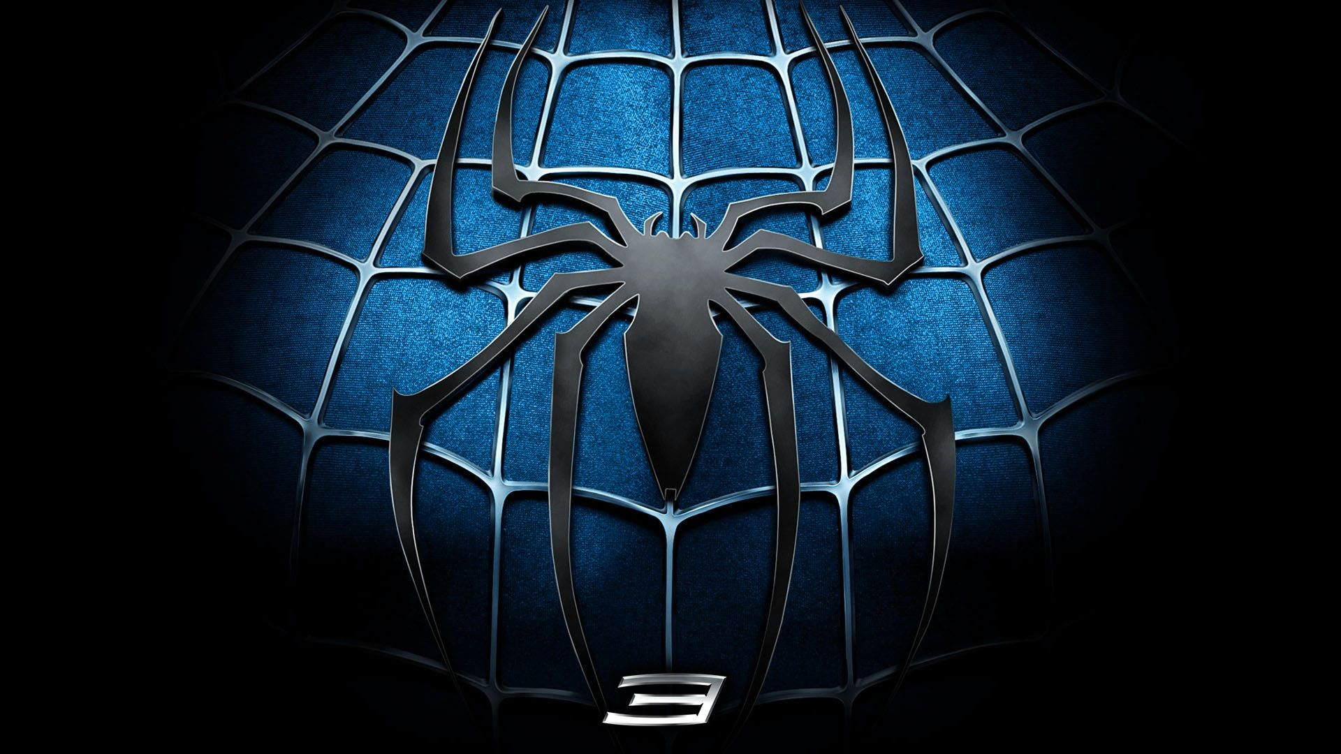Image for Black Spiderman Logo Wallpaper Cool HD