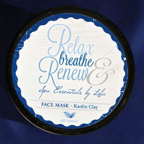 Kaolin Face Mask | Spa Essentials by Lola