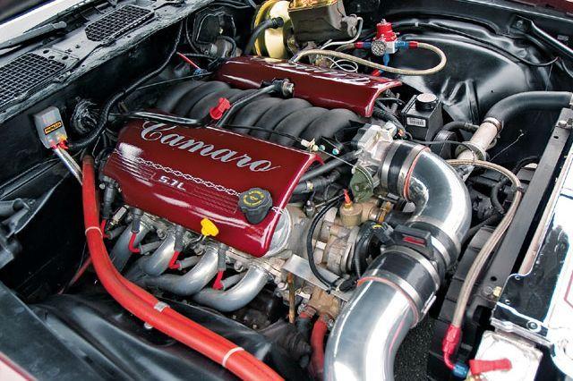 1979 Chevy Camaro Ls1 Powered Second Gen Super Chevy Magazine Chevy Camaro Camaro Engine Camaro