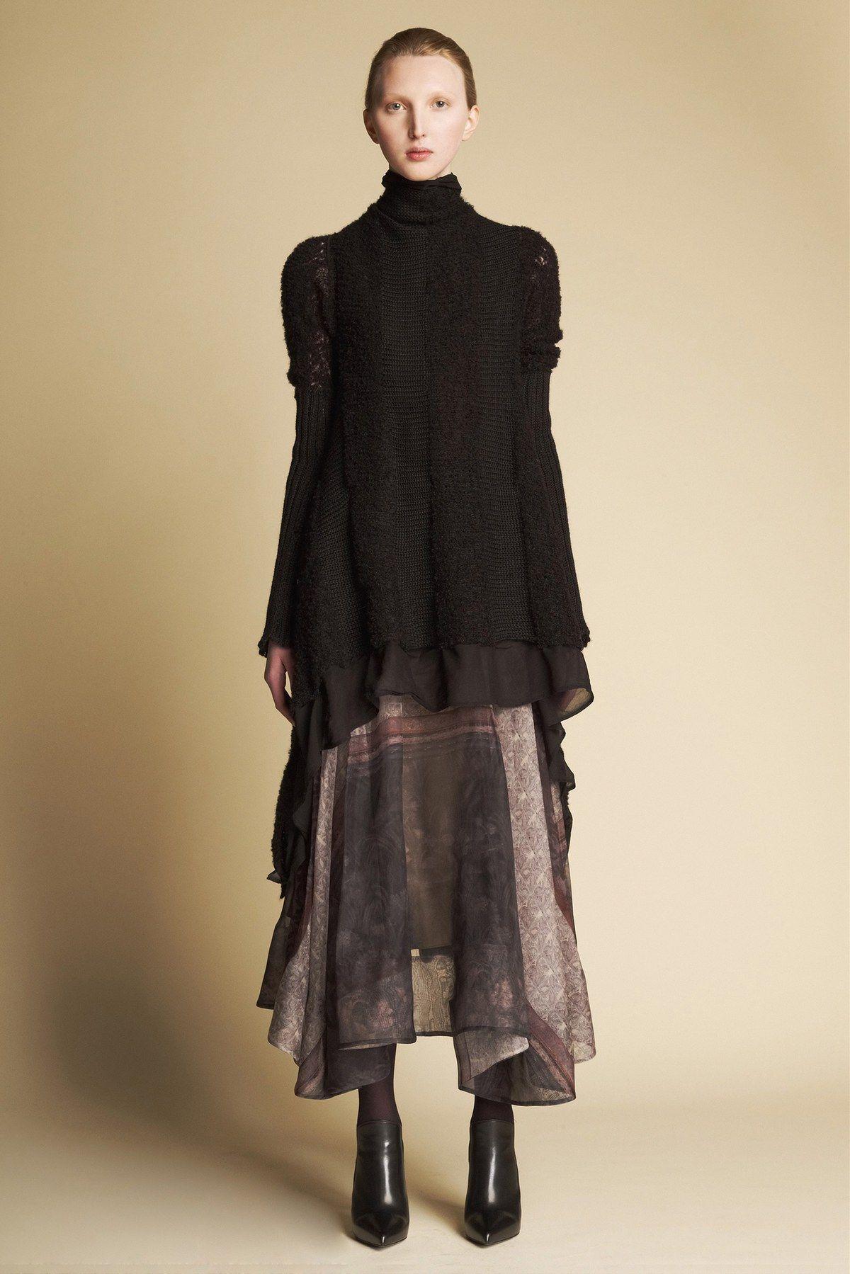 Gary Graham Fall 2013 Ready-to-Wear Fashion Show