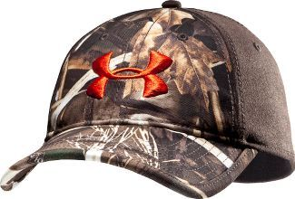Under Armour® Two-Tone Stretch Fit Cap : Cabela's