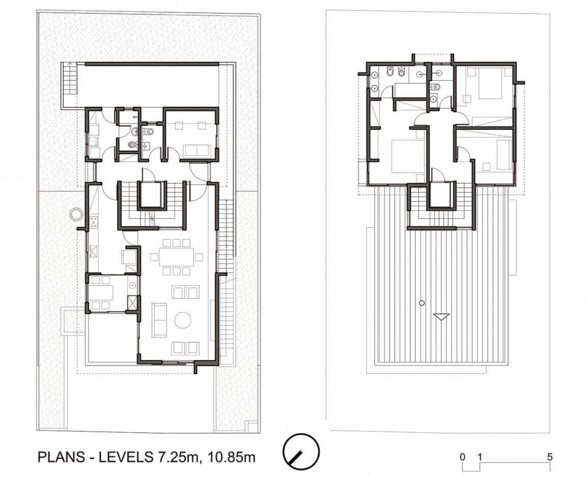 Metal buildings as homes floor plans - Confira Mais De 40 Plantas De Casas Plantas De Casas T Rreas Plantas De