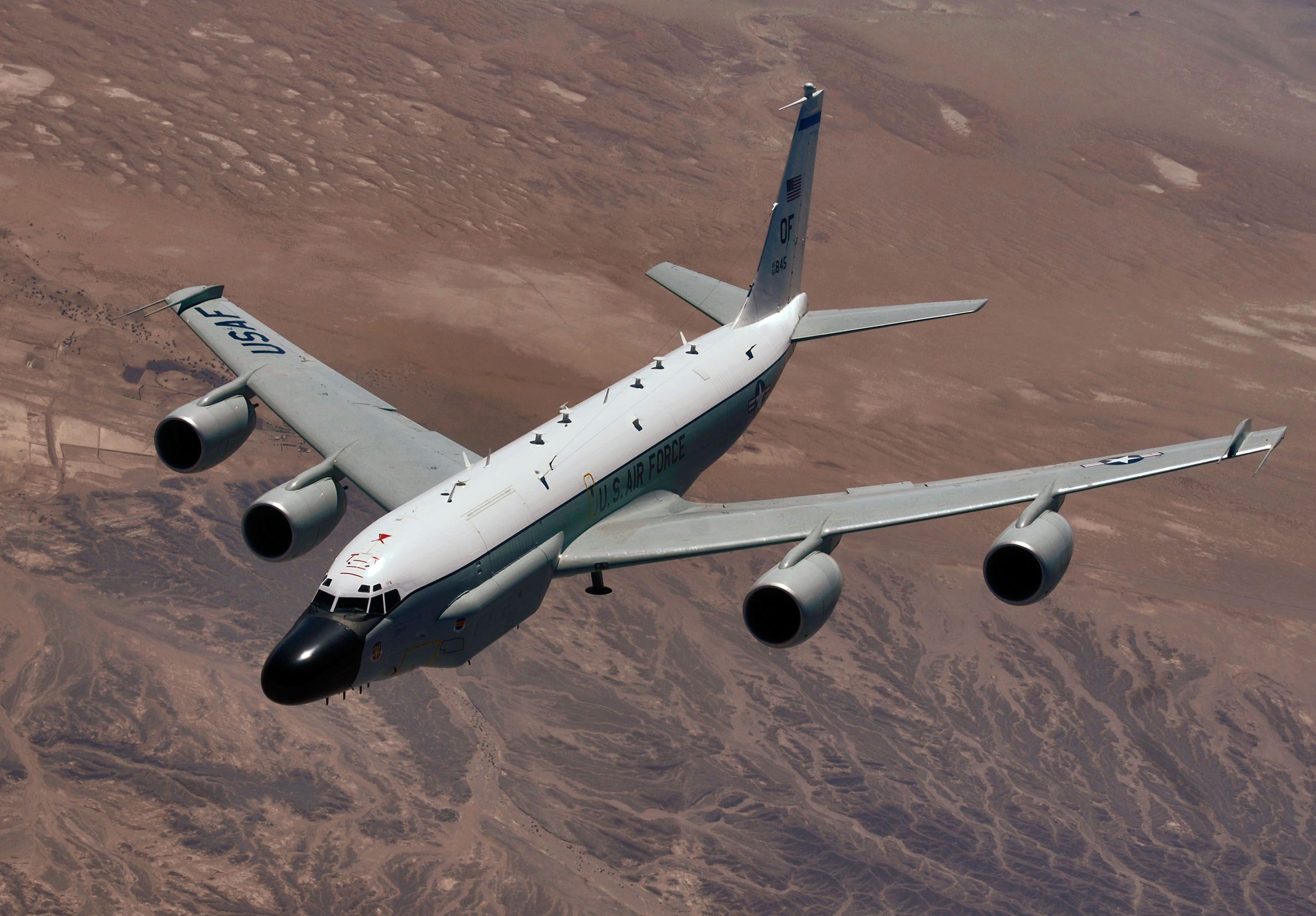 Rc 135 My Brother S Plane Us Military Aircraft Spy Plane Reconnaissance Aircraft
