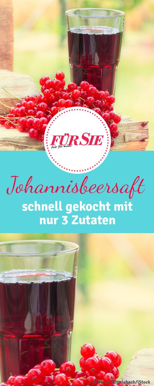 Photo of Reduce currant juice