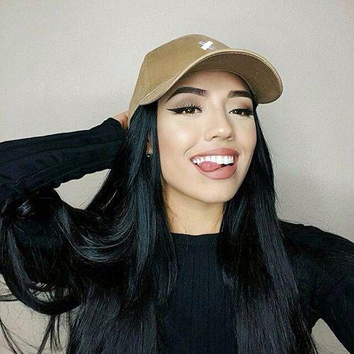 Épinglé par Logane sur Fille en 2019 Maquillage, Beau et