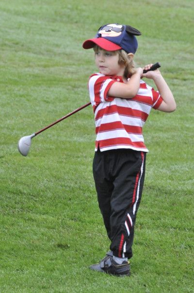Fore! For Free! #golf #kids