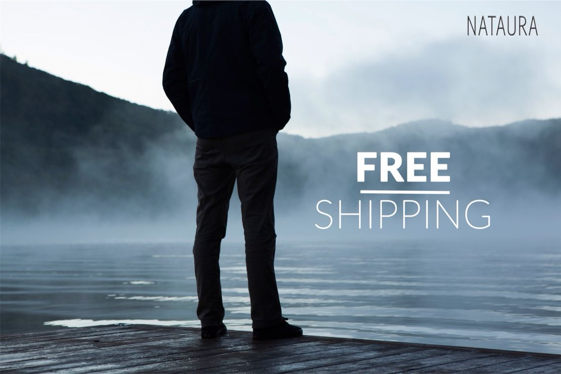 Free shipping to the US and CAN when you spend over $50+.