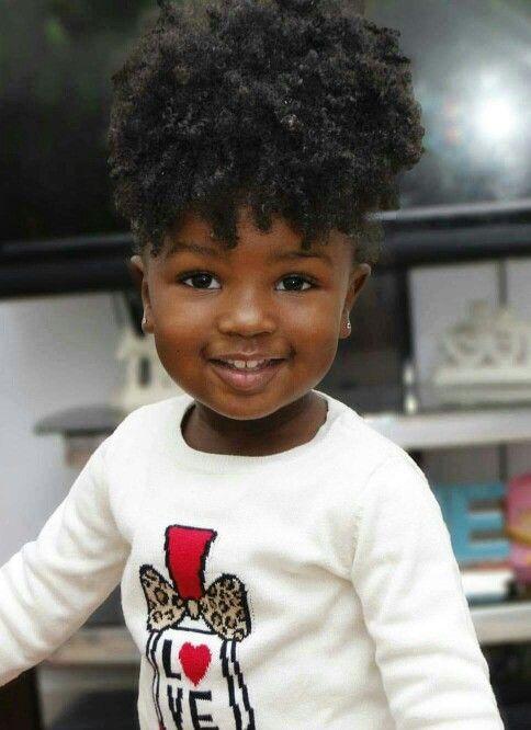 Natural Babies Cute Black Babies Beautiful Black Babies Natural Hair Styles Easy
