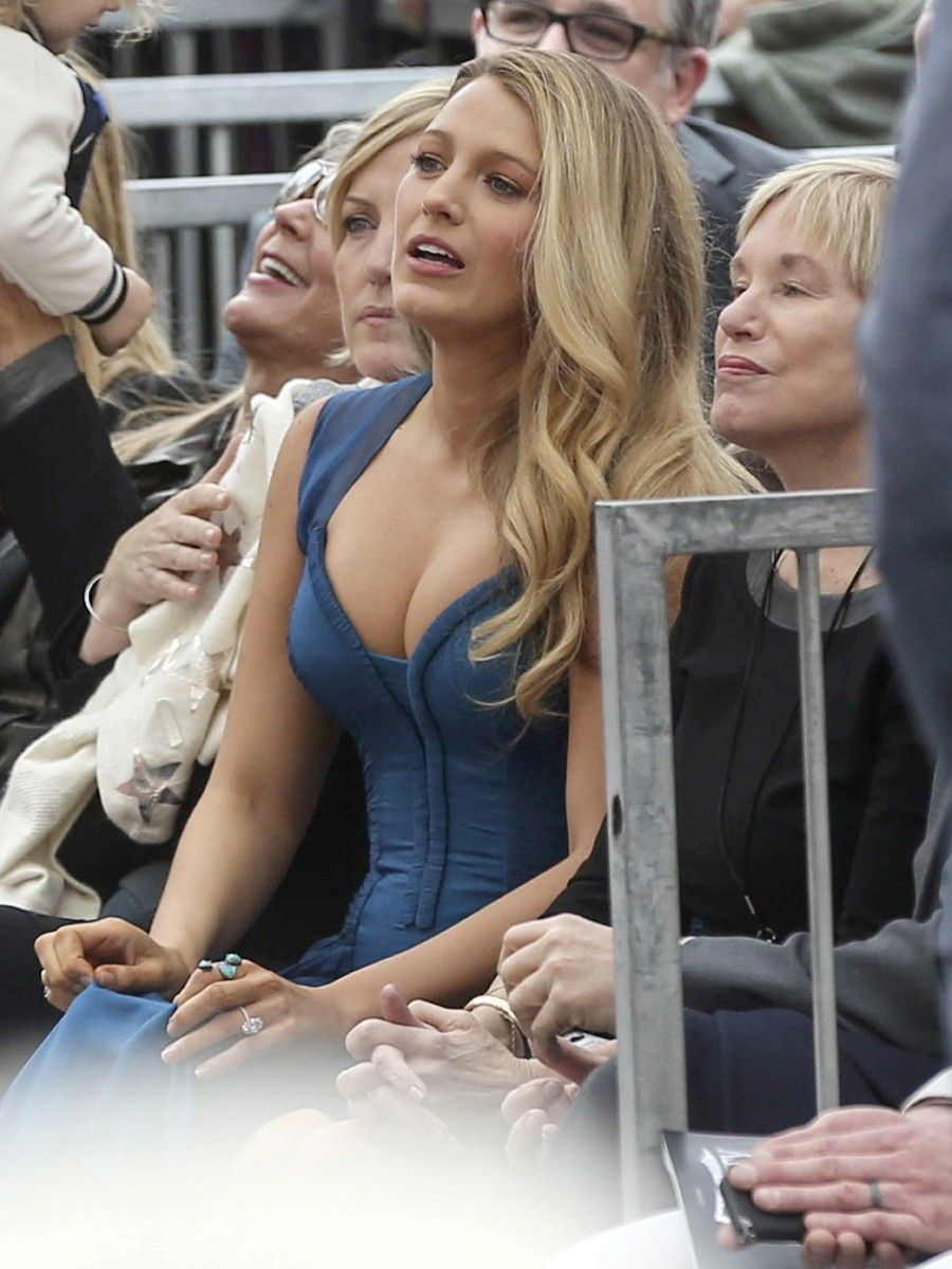 Cleavage Blake Lively nude photos 2019