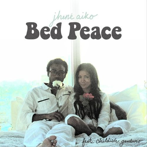 Jhene Aiko first debuted Bed Peace with an acoustic version for Rap-Up TV.  Now we have the official version which features Childish Gambino.  Jhene Aiko is incredible, and Gambino adds a real nice verse for the track.  Enjoy. #jheneaiko Jhene Aiko first debuted Bed Peace with an acoustic version for Rap-Up TV.  Now we have the official version which features Childish Gambino.  Jhene Aiko is incredible, and Gambino adds a real nice verse for the track.  Enjoy. #jheneaiko Jhene Aiko first debut #jheneaiko