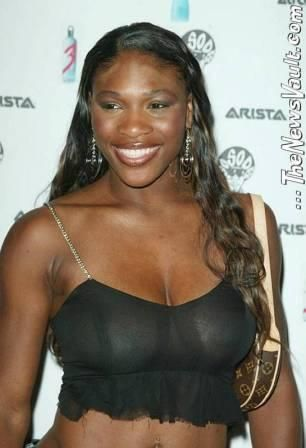 from Wilson serena williams playboy pictures