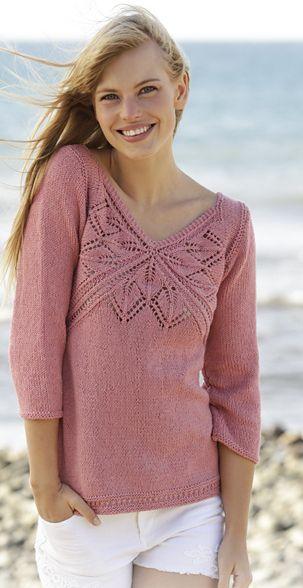 Pin de kristie en 3A - sweaters, pullovers, tops | Pinterest | Dos ...