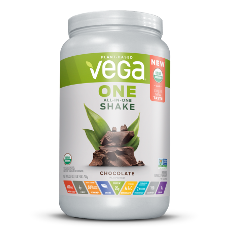 Vega One Organic Meal Replacement Plant Based Protein Powder Chocolate Vegan Vegetarian Gluten Free Dairy Free With Vitamins Minerals Antioxidants And P In 2020 Plant Protein Powder Organic Vegan Protein