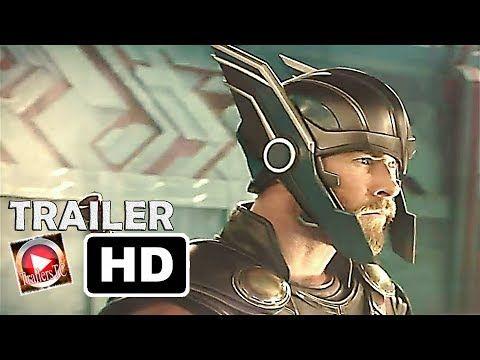 Series Y Peliculas Thor Ragnarok Trailer Y Ficha Series Y Peliculas Peliculas Thor