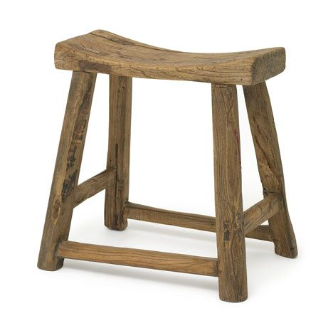 Antique Chinese Stools From Chest Of Drawers At The Temporium