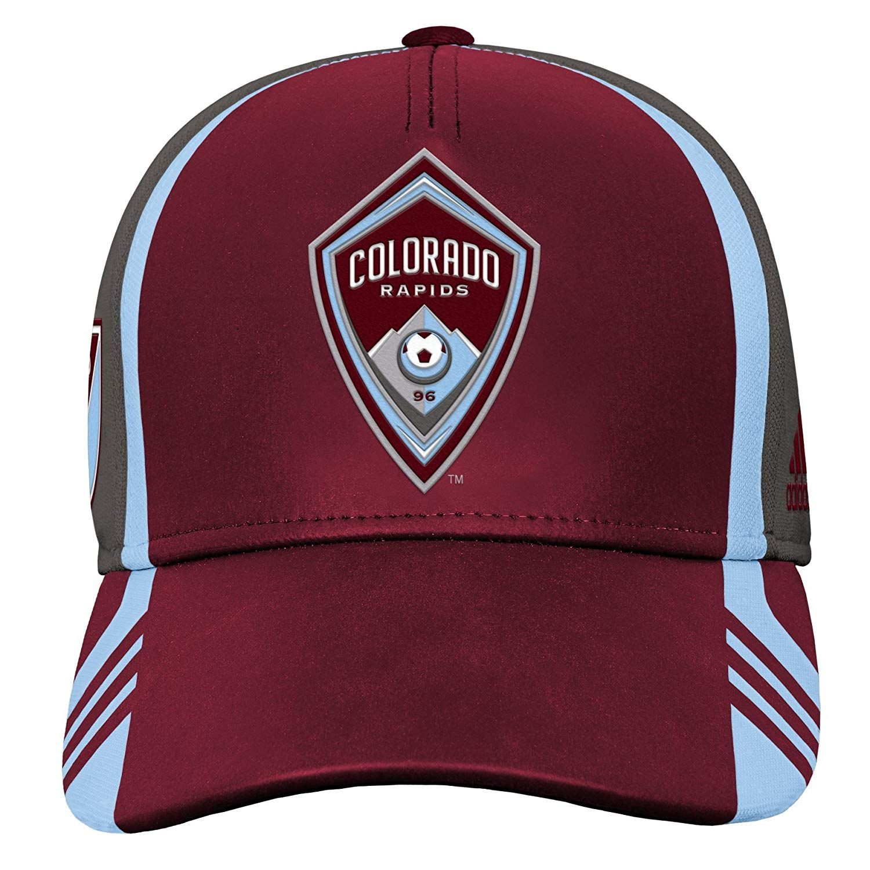 competitive price cc373 7ecb2 MLS Colorado Rapids Boys Structured Adjustable Hat,  19.42