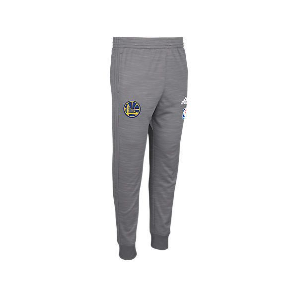 Men's adidas Golden State Warriors NBA Jogger Sweatpants, Grey ($65) ❤  liked on Polyvore featuring men's fashion, men's clothing, men's  activewear, ...