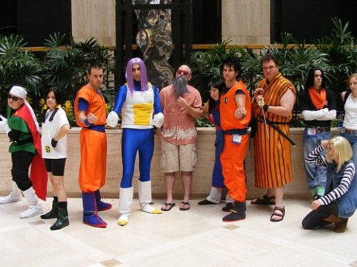 Cheap And Easy Cosplay Ideas Best Cosplay Dbz Cosplay Dragon Ball