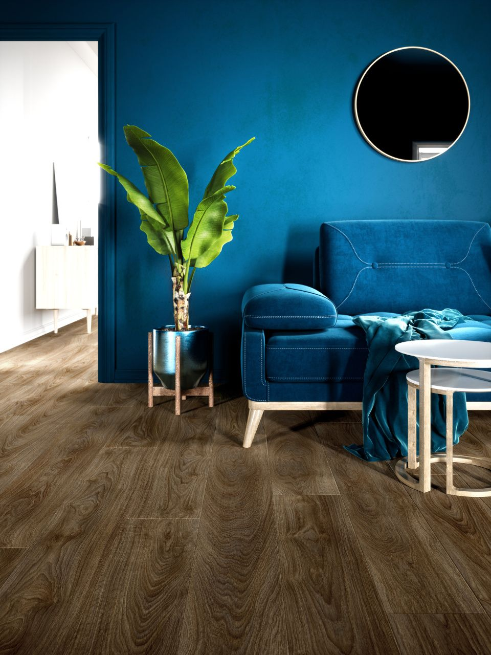 Laurel Oak 51852 The Natural Wood Tints Exude Stability And Serenity Creating A Floor That Will Bring Pea Luxury Vinyl Tile Luxury Vinyl Flooring Luxury Vinyl