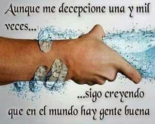 Siempre hay alguien que te quiere!!!