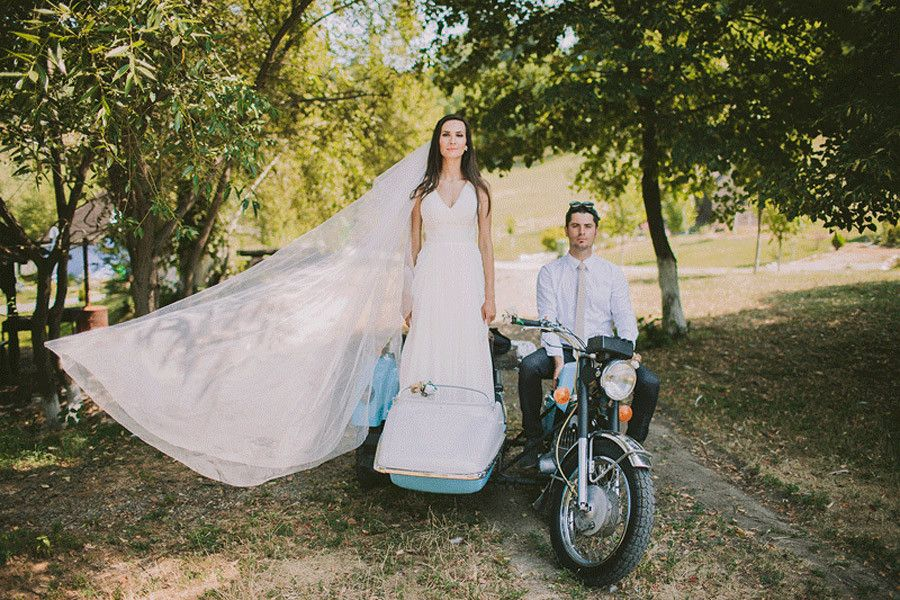 0 Romanian Motorcycle Themed Wedding Sidecars Pinterest Themed