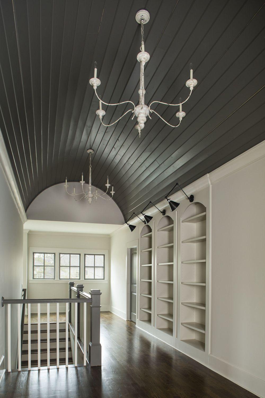 Beautiful Paneled Ceilings Home Barrel Ceiling