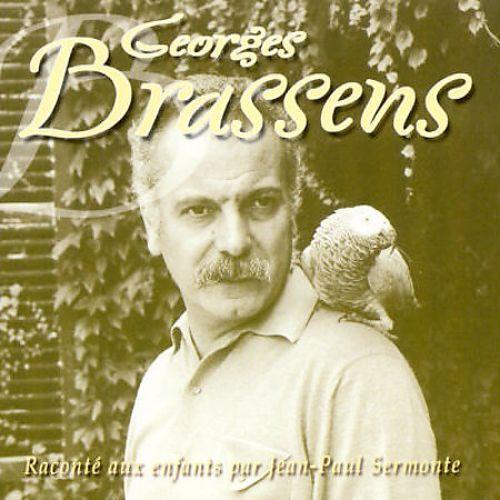 Brassens Raconte aux Enfants [CD]