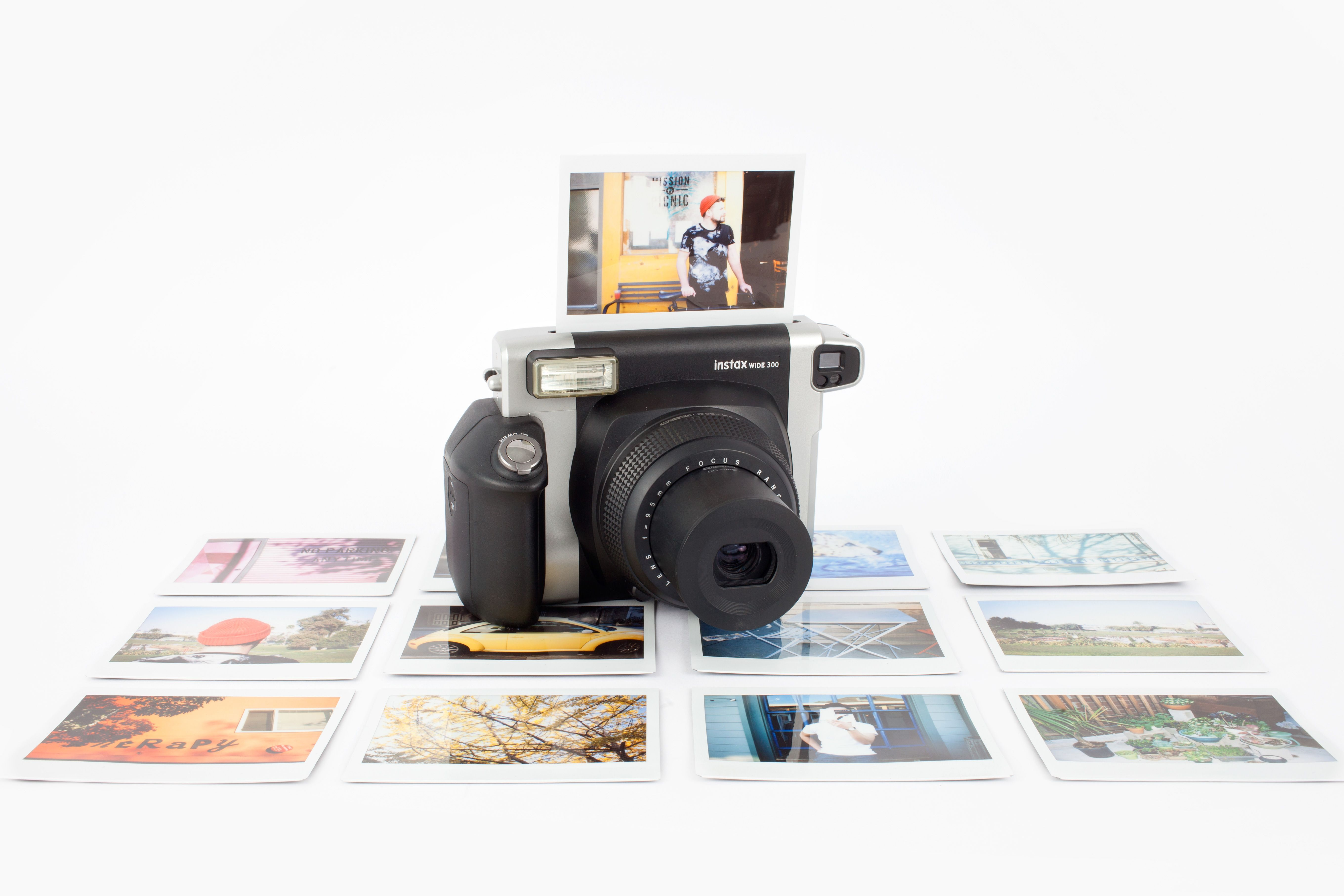 Instax Wide 300 Instant Camera - The newest Fuji Instax ...