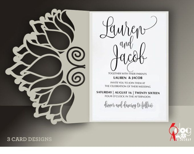 3 lotus lace card templates digital cut svg dxf files wedding 3 lotus lace card templates digital cut svg dxf files wedding invitation stationery laser cuttable download stopboris Image collections