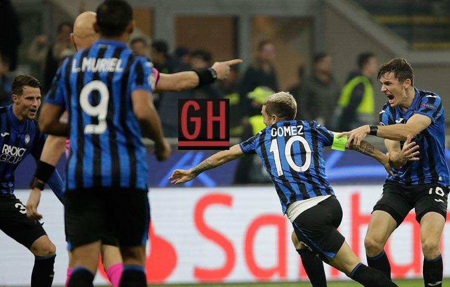 Atalanta 2 0 Dinamo Zagreb Uefa Champions League 2019 2020 Uefa Champions League Soccer Highlights Videos Soccer Highlights