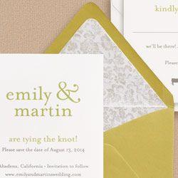 Tarjetas de Casamiento Diy wedding invitations Craft wedding and