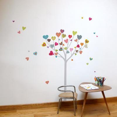 miaandco - heart tree - mia117 - home depot canada | nursery/kids