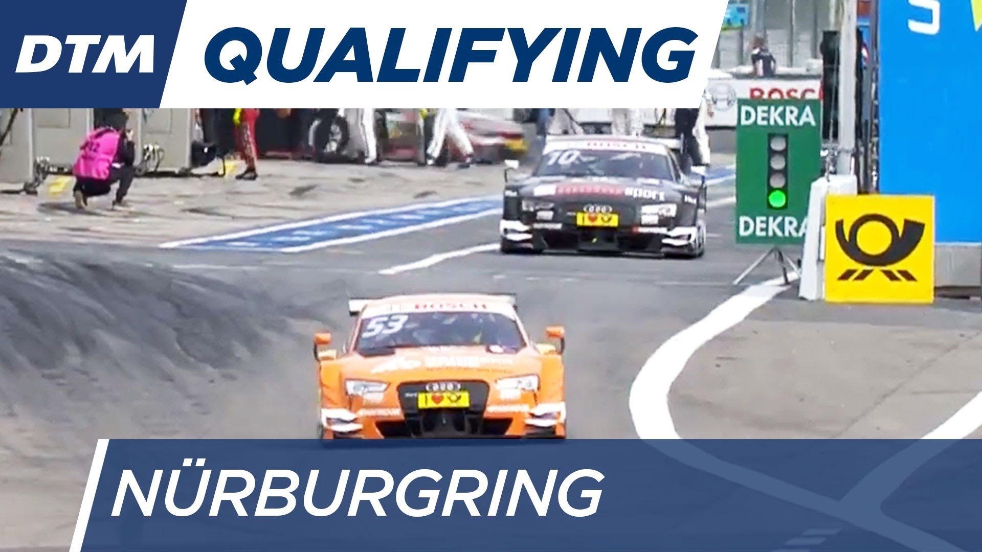 Pin von sporttotal_tv auf DTM Dtm nürburgring, Rennen