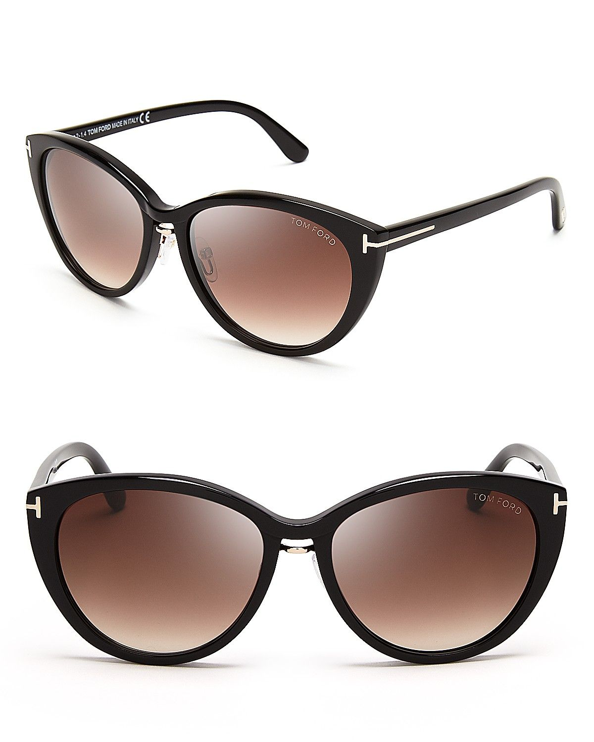 5153bc67db3b Tom Ford Gina Cat Eye Sunglasses | Bloomingdale's | My Style in 2019 ...