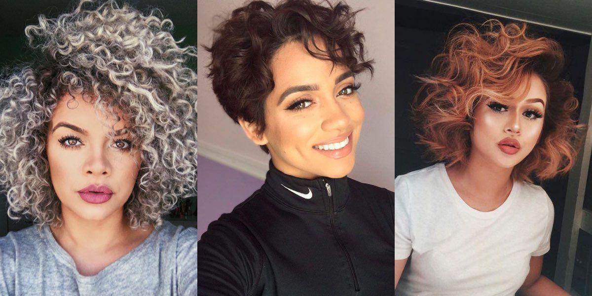 I tagli capelli ricci più cool del 2018? Cerchiamo di ...