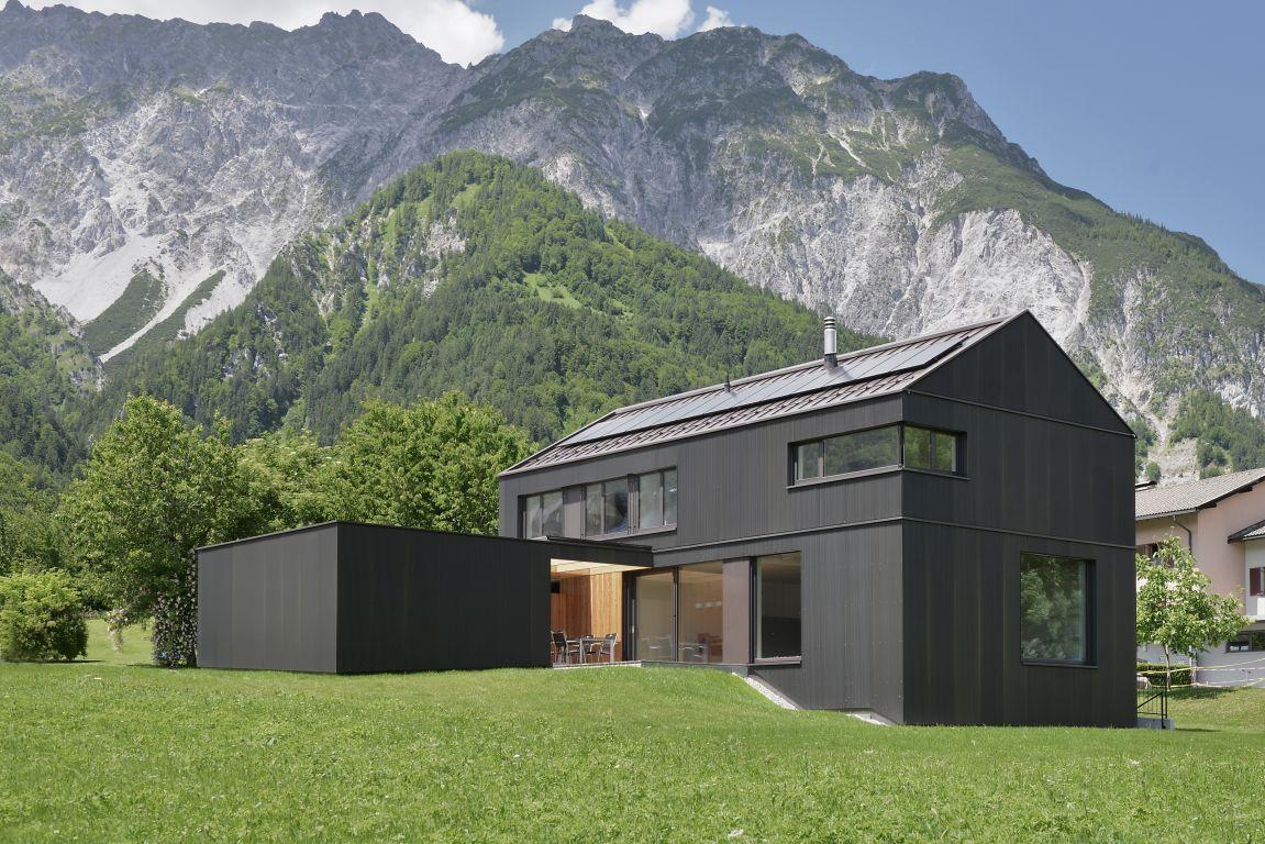 Metall, Fassade, Metallfassade, P2, Architektur, modern